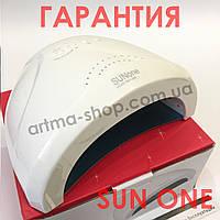 Лампа оригинальная для маникюра LED SUN One 48W Белая