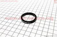 Кольцо передней вилки  1-1/8 - h5мм, черное