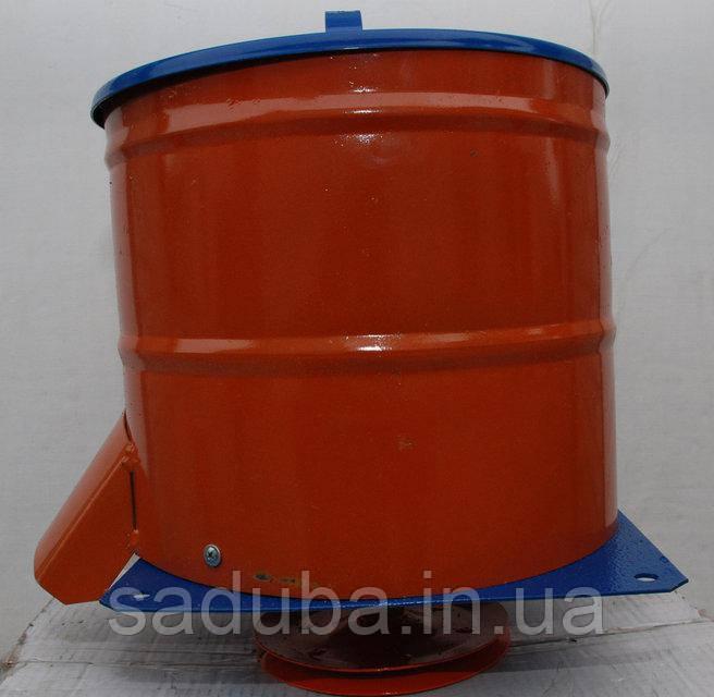 Корморезка с загрузочным баком (с приводом под электродвигатель)