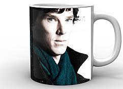 Кружка Geek Land Шерлок Холмс Sherlock Benedict Cumberbatch SH.002.18