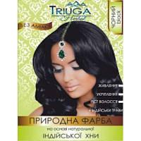 Краска для волос Черная Triuga Herbal 25г