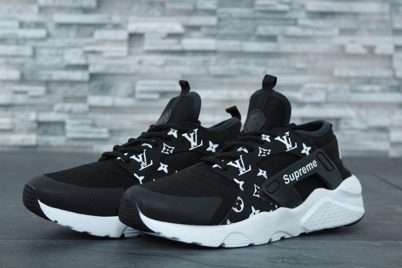 e14ac243 Женские кроссовки Nike Air Huarache Ultra Supreme x Louis Vuitton