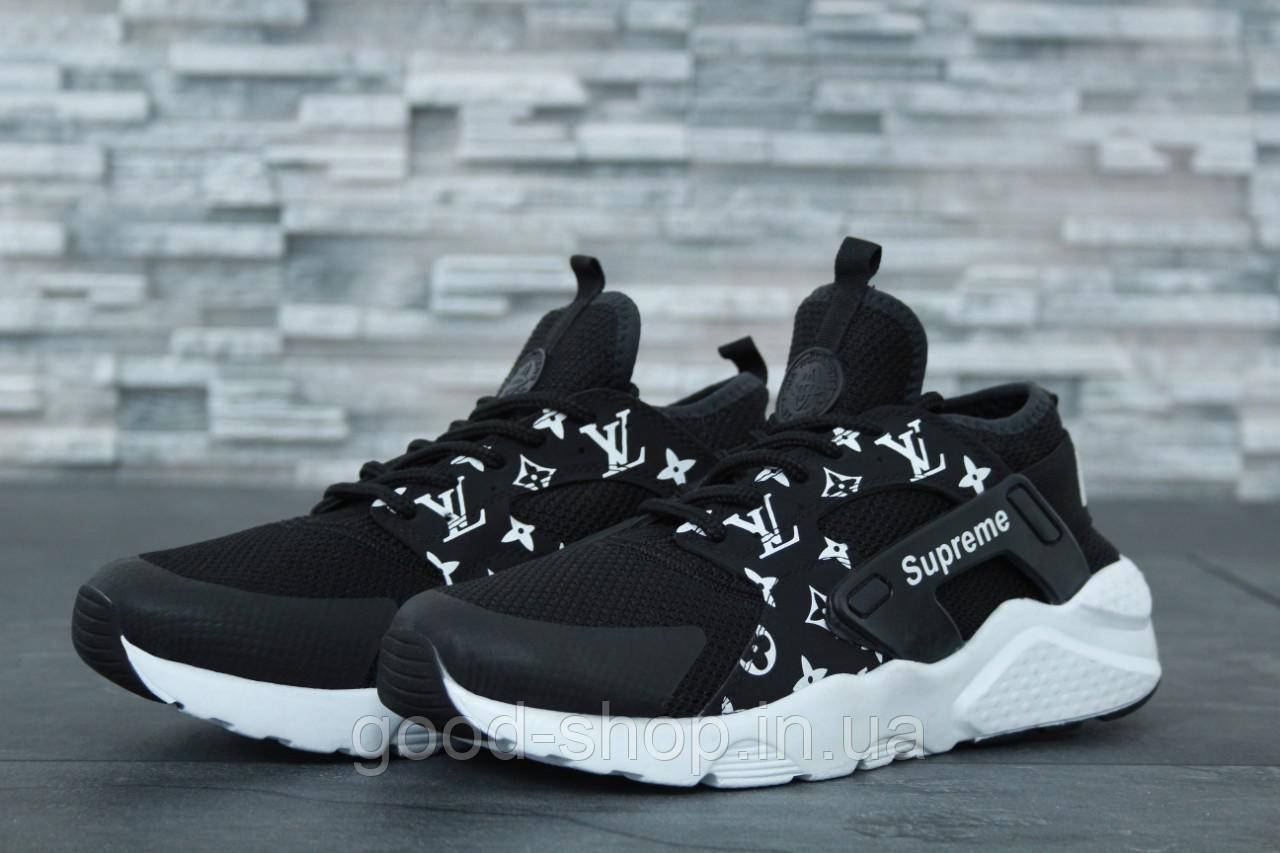 6f3d1889ba3ab1 Мужские кроссовки Nike Air Huarache Ultra Supreme x Louis Vuitton