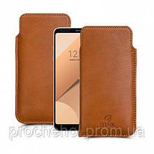 Футляр Stenk Elegance для LG G6 Plus Camel
