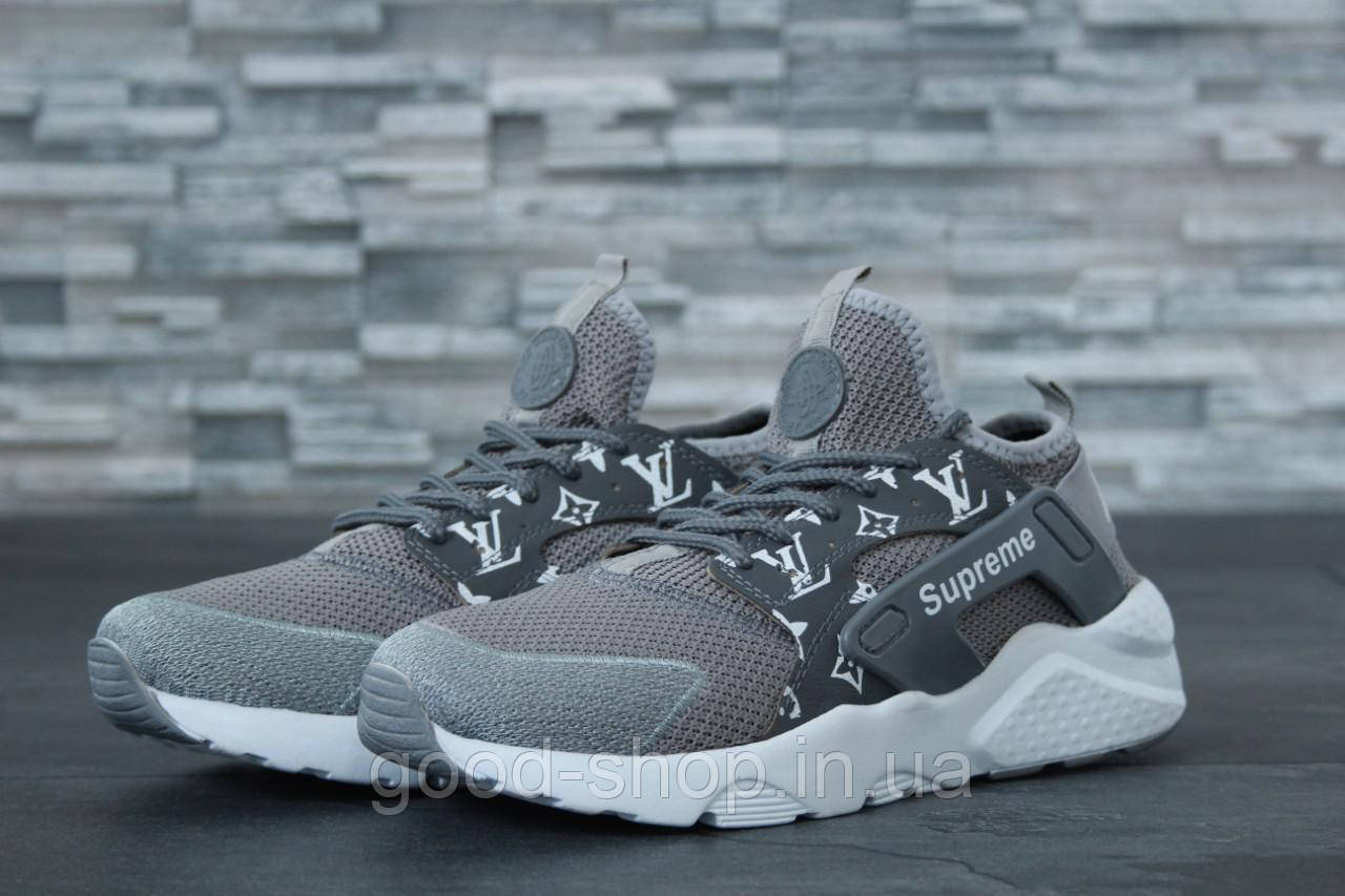 1742896f65b9 Мужские кроссовки Nike Air Huarache Ultra Supreme x Louis Vuitton