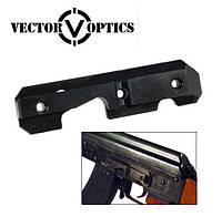"""Боковая планка """"ласточкин хвост"""" Vector Optics (Китай) для АК"""