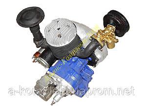 Пусковой двигатель ПД-8 (карбюр.+магн.+стартер)