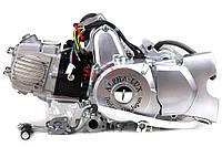 Двигатель Delta (Альфа/Дельта) 110сс 52.4mm механика Слон