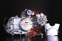 Двигатель Delta (Альфа/Дельта) 125 (157FMH) алюминиевый механика TMMP