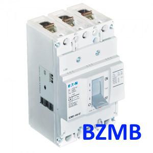 Корпусные автоматические выключатели BZMB Eaton