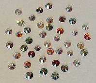 Стразы Preciosa (Чехия) микс цветов в размерах ss16 и ss20 2-й сорт/100 шт.