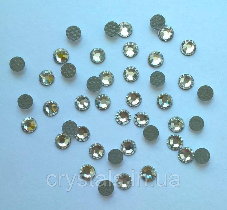 Термо стразы Preciosa (Чехия) ss16 Crystal 2-й сорт/20 г