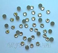 Термо стразы Preciosa (Чехия) ss16 Crystal 2-й сорт/100 шт.
