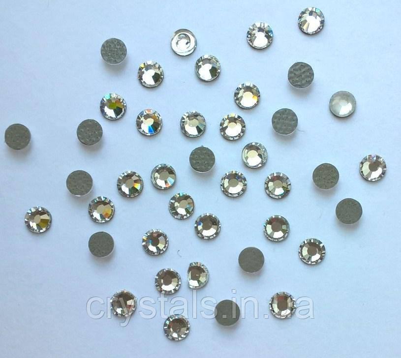 Термо стразы Preciosa (Чехия) ss20 Crystal 2-й сорт/20 г