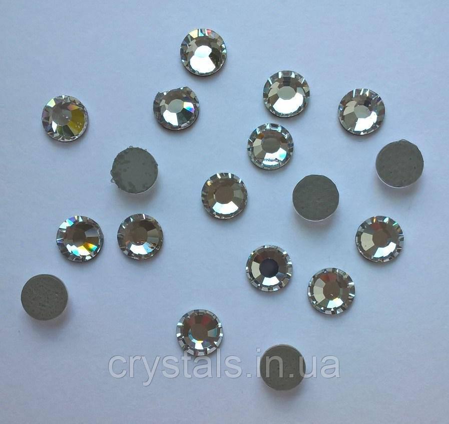 Термо стразы Preciosa (Чехия) ss30 Crystal 2-й сорт/20 шт.