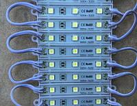 Светодиодный модуль SMD 5054 3 светодиода 120* белый IP65 Код.58690, фото 1