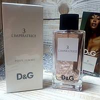 Dolce&Gabbana L'imperatrice Eau De Toilette 100ml.