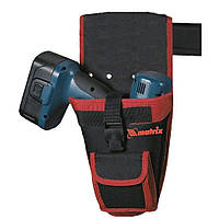 Кобура для шуруповерта с карманом для бит и сверл MTX 902439