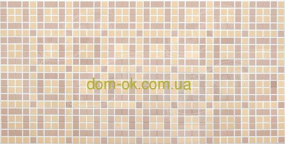 ПВХ панель Регул Мозаика  Шоколадка коричневая - 60 шк