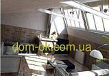 Декоративні панелі ПВХ Регул Галька зелена - 80 ГАЛ, фото 7