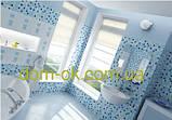Декоративні панелі ПВХ Регул Галька коричнева - 80 ЦК, фото 6