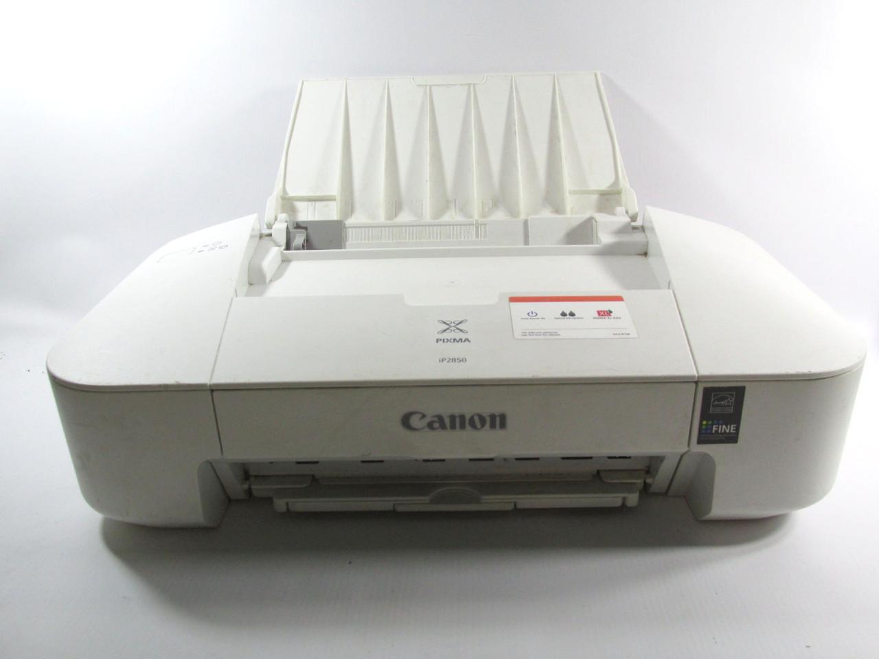 Принтер Canon IP2850, Ремонт, восстановление, С Европы!