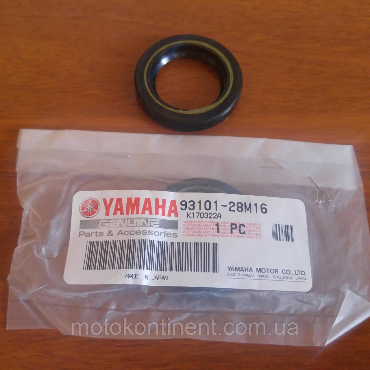 93101-28M16 Сальник вертикального вала 28x43x7 Yamaha F150-F300