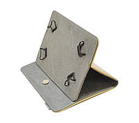 "Футляр для планшета Lagoda Clip stand 7-8"" золотой"