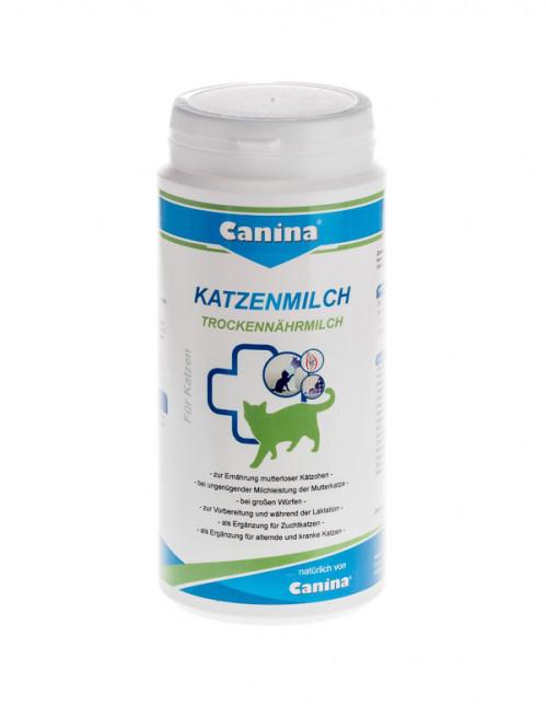 Canina Katzenmilch замінник молока для кошенят з першого дня життя 450г (230815)