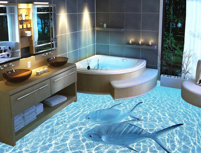 Дизайнерські Наливні Підлоги в Харкові