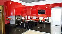 Шикарная кухня Red Feel
