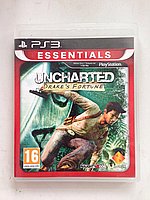 Видео игра Uncharted: Drakes Fortune (PS3)