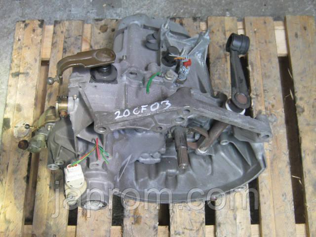 МКПП механическая коробка передач Peugeot 106, Citroen Saxo 1.1 8V бензин 20CF03