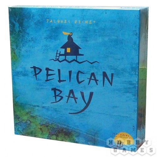 Настольная игра Бухта Пеликанов / Pelican Bay