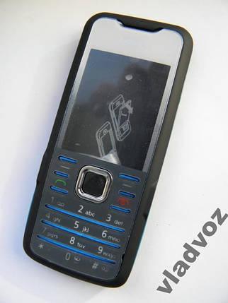 Корпус для Nokia 7210 Supernova с клавиатурой SerteC, фото 2