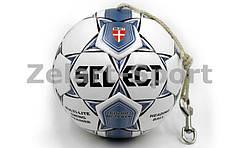 Мяч футбольный тренировочный (фут.тренажер) №5 SELECT  Header trainig (FPUG 1500)