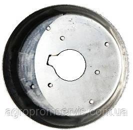 Полу-диск прикатывающего колеса культиватора  КРН 46.090