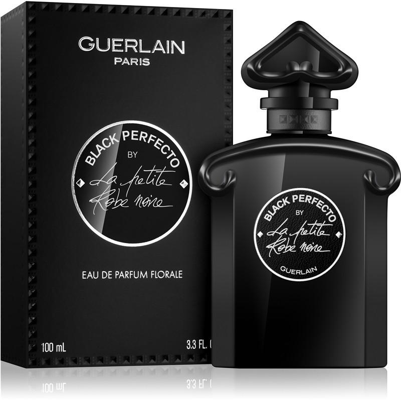 Женская парфюмированная вода Black Perfecto by La Petite Robe Noire Guerlain