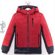 Детские куртки для мальчиков демисезонные