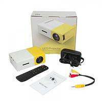 Мини Проектор Led Projector YG300. Портативный с Динамиком