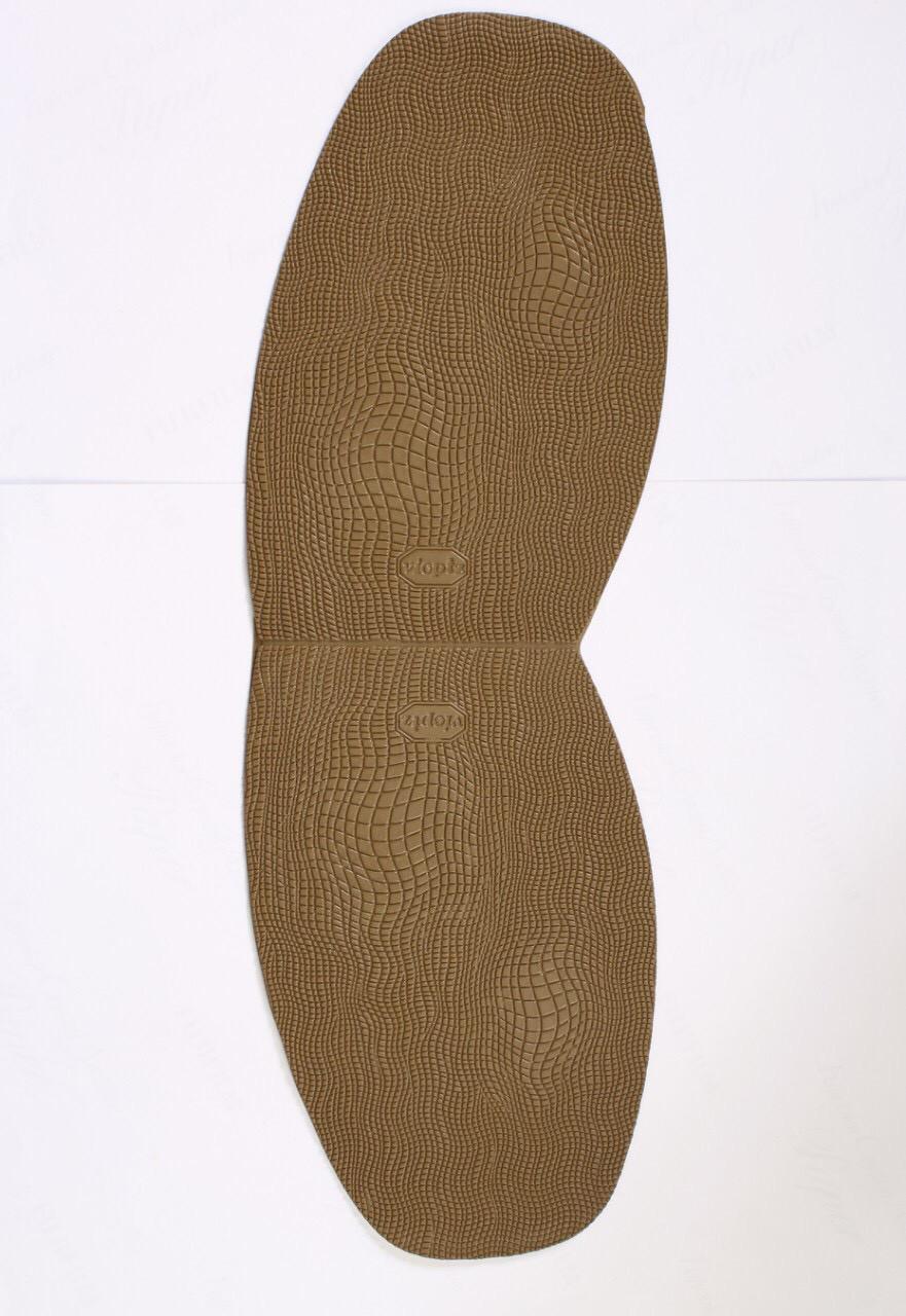"""Формованная подметка """"Reptile"""" цвет хаки толщина 1,5mm"""