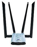 Беспроводной усилитель сигнала wi-fi Alfa AWUS1900