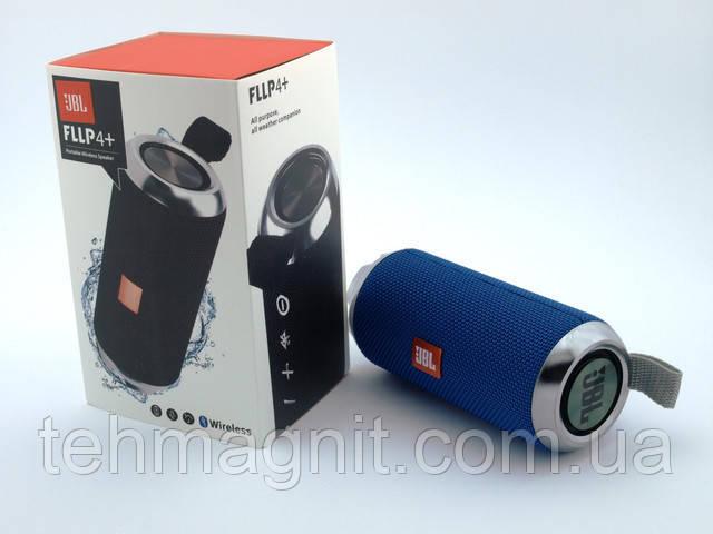 Портативная колонка  4+ Bluetooth, FM, USB