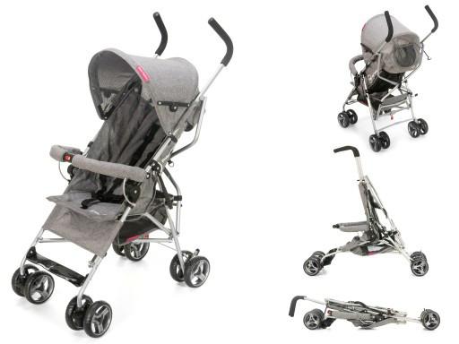 Прогулочная детская коляска Moby-System BARTON