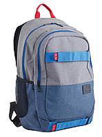Современный подростковый ортопедический рюкзак для мальчика T - 35 Norman