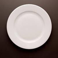 Тарелка плоская фарфоровая 21 см LUBIANA Kaszub Hel 231