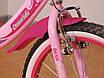"Детский велосипед 16"" Crossride Vogue And Classic, фото 7"