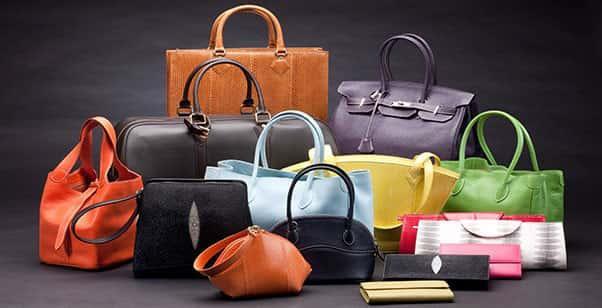 Женская сумка 2 в 1 с клатчем
