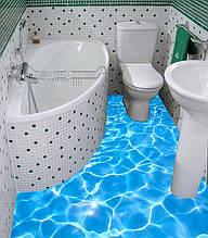 Наливна Підлога у Ванній в Харкові