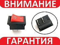 Переключатель, кнопка AC KCD-101 250В 6А